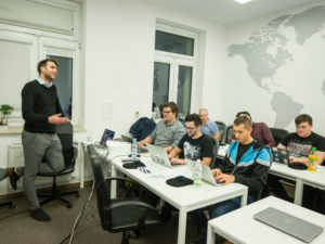 Spark Academy Ruby on Rails workshops
