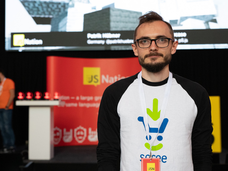 Spark Solutions at Amsterdam JS Nation 2019