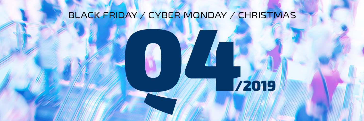 Prepare your Ecommerce for Q4: Black Friday, Cyber Monday, Holidays 2019